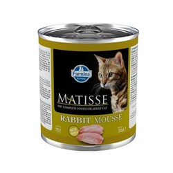 Matisse - Matisse Mousse Tavşanlı Kedi Konservesi 300 Gr