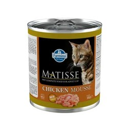 Matisse - Matisse Mousse Tavuklu Kedi Konservesi 300 Gr
