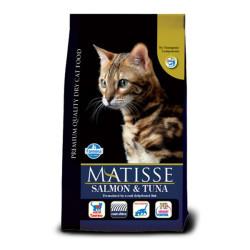 Matisse - Matisse Somonlu Tuna Balıklı Kedi Maması 1,5 KG