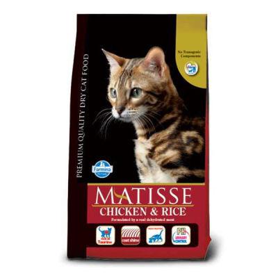 Matisse Tavuklu Pirinçli Kedi Maması 1,5 KG