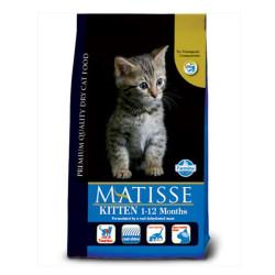 Matisse - Matisse Tavuklu Yavru Kedi Maması 10KG