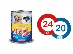 Miglior - Miglior Tavuk ve Hindili Köpek Konservesi 405 GR* 24 ADET