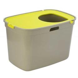Moderna - Moderna Top Cat Kedi Tuvaleti Sarı 59 Cm