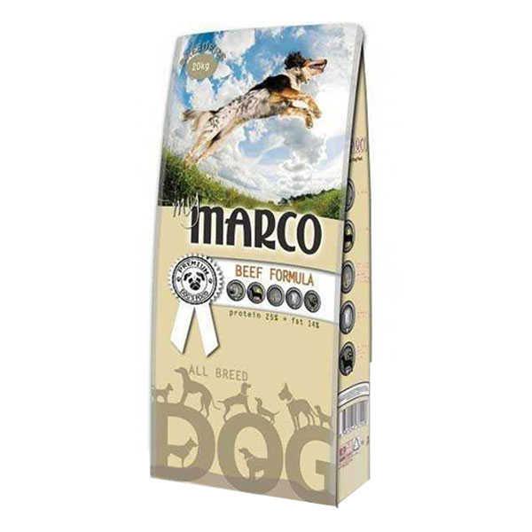 My Marco Biftekli Köpek Maması 20 KG