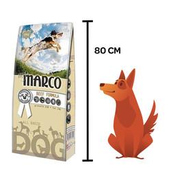 My Marco Biftekli Köpek Maması 20 KG - Thumbnail