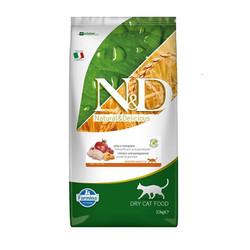 Farmina N&D - ND Bal Kabaklı Tahılsız Bıldırcınlı Kısırlaştırılmış Kedi Maması 10 KG