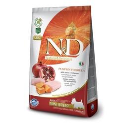 Farmina N&D - ND Balkabaklı Tavuklu Tahılsız Küçük Irk Köpek Maması 7 Kg