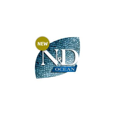 N&D Ocean Somon Balıklı ve Morina Balıklı Küçük Irk Tahılsız Köpek Maması 7 KG