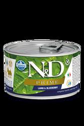 Farmina N&D - ND Tahılsız Kuzu Etli Yaban Mersinli Köpek Konservesi 140 GR
