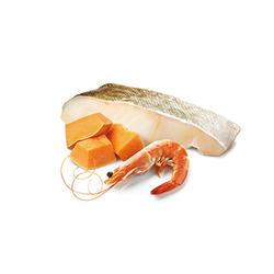 ND Tahılsız Ocean Bal Kabaklı Balık ve Karidesli Yavru Kedi Konservesi 80 GR - Thumbnail