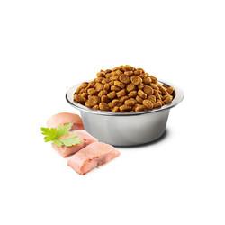 ND Tahılsız Ringa Balıklı Portakallı Küçük Irk Köpek Maması 2.5 KG - Thumbnail