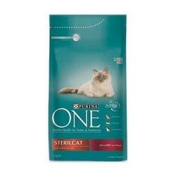 Nestle Purina One - Purina One Sığır Etli Kısırlaştırılmış Kedi Maması 1.5 KG