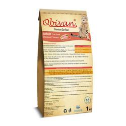 Obivan - Obivan Tavuklu Kedi Maması 1 KG