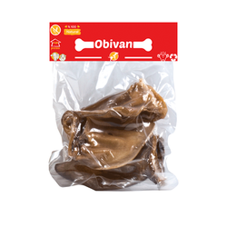 Obivan - Obivan Kurutulmuş Naturel Dana Kulak Köpek Ödülü 100 GR