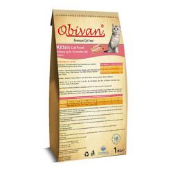 Obivan - Obivan Yavru (Kitten) Kedi Maması 1 KG