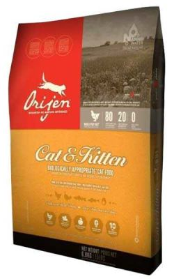 Orijen Cat & Kitten Yavru Kedi Maması 1.8 KG