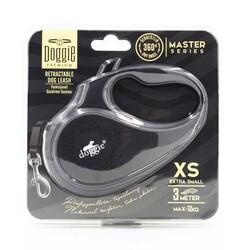 Doggie Master Serisi Otomatik Köpek Gezdirme Tasması X-Small - Thumbnail