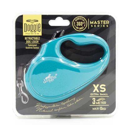 Doggie Master Serisi Otomatik Köpek Gezdirme Tasması X-Small