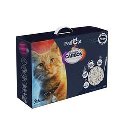 Pati Cat - PatiCat Aktif Karbonlu Topaklanan Kedi Kumu 6 LT