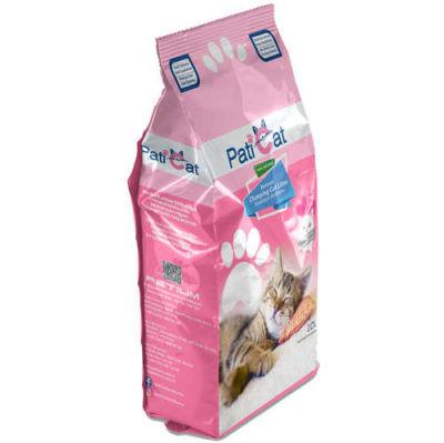 PatiCat Baby Powder Topaklanan İnce Taneli Kedi Kumu 5 LT
