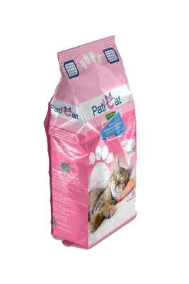 PatiCat Baby Powder Topaklanan Kalın Taneli Kedi Kumu 5 LT