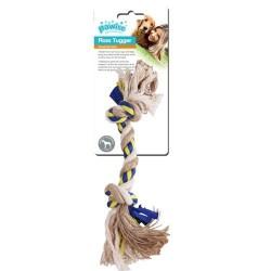 Pawise - Pawise 2 Düğümlü Diş İpi Köpek Oyuncağı