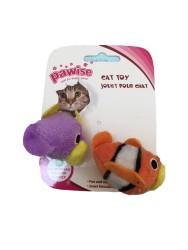 Pawise - Pawise Balık Kedi Oyuncağı