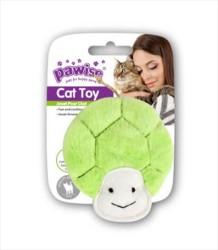 Pawise - Pawise Catnipli Kaplumbağa Kedi Oyuncağı