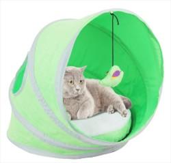 Pawise - Pawise Kedi Çadırı Yataklı 38*38*43 CM
