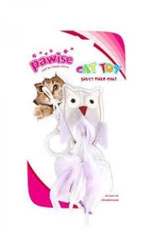 Pawise Kristal Baykuş Kedi Oyuncağı