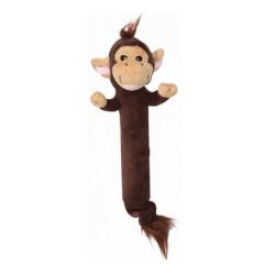 Pawise - Pawise Peluş Maymun Köpek Oyuncağı