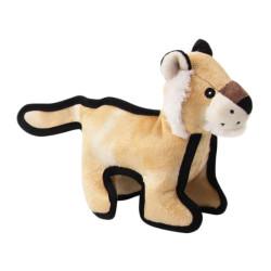 Pawise - Pawise Tuffy Toy Polar Kaplan Sert Köpek Oyuncağı