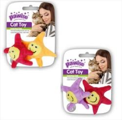 Pawise - Pawise Yıldız Kedi Oyuncağı İkili