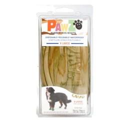 Pawz - Pawz Camo Köpek Galoşu XLarge 12 Adet
