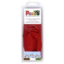 Pawz - Pawz Kırmızı Köpek Galoşu Small 12 Adet