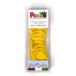 Pawz - Pawz Sarı Köpek Galoşu XXSmall 12 Adet