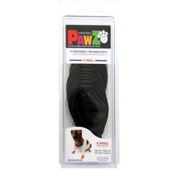 Pawz - Pawz Siyah Köpek Galoşu XSmall 12 Adet