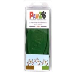 Pawz - Pawz Yeşil Köpek Galoşu XLarge 12 Adet