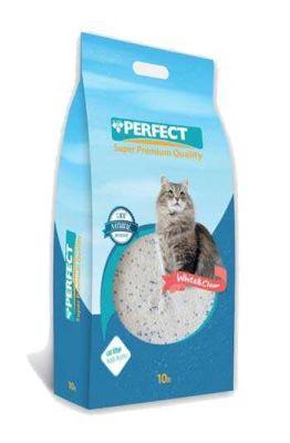 Perfect Marsilya Sabunlu Topaklanan Kedi Kumu 10 LT