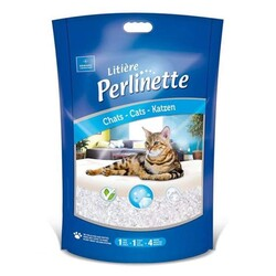 Perlinette Cat Irregular Kalın Taneli Silica Kedi Kumu 1,8 KG - Thumbnail