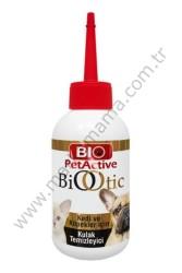PetActive - Pet Active Kedi ve Köpekler İçin Kulak Temizleyici 100 ML