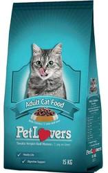 Pet Lovers - Pet Lovers Tavuklu Kedi Maması 15 KG