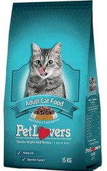 Pet Lovers - Pet Lovers Tavuklu Kedi Maması 15 KG