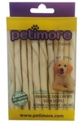 Petimor - Petimore Sütlü Burgu Çubuk Ödül Ve Çiğneti Kemiği 12 Cm 20 Li