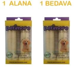 Petimor - Petimore Sütlü Pres Kemik 90 Gr 15 Cm - 2 Li ( 1 Alana 1 Bedava )