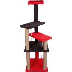 Pet Style - PetStyle Ayvalık Model Kedi Tırmalaması 50*50*153 CM