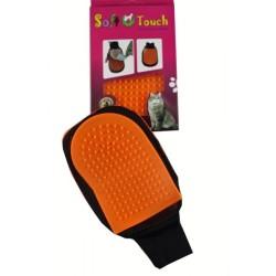 Pet Style - PetStyle Soft Touch Kedi ve Köpekler İçin Tüy Toplayıcı Eldiven