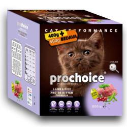 Pro Choice - Pro Choice Kuzulu Yavru Kedi Maması 400 GR + 400 GR BEDAVA
