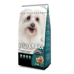 Pro Choice - Pro Choice Light Kuzulu Kısır Küçük Irk Köpek Maması 3 KG