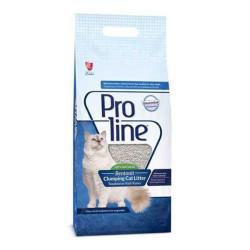 Pro Line - Pro Line Bentotit Topaklaşan Kokusuz Kedi Kumu 10 LT